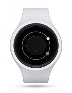 RELOJ ZIIIRO ORBIT SNOW/GREY