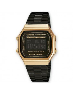 RELOJ CASIO DIGITAL METAL NEGRO