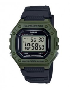 RELOJ CASIO DIGITAL CAUC.NEG
