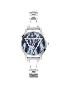 RELOJ GUESS MUJER ACERO PL