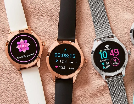 smartwatch marea bluetooth